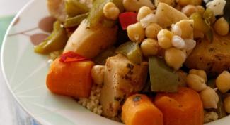 Как приготовить овощи-гриль в духовке