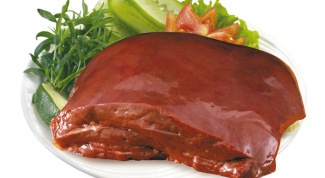 Than beef liver differs from pork