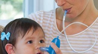 Как правильно пользоваться аспиратором для новорожденных