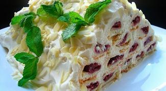 Торт «Монастырская изба»: рецепт приготовления