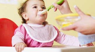 Diet a child under one year: what to pay attention