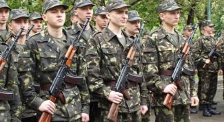 Что делать, если сын не хочет идти в армию