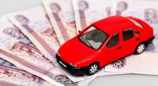 Как рассчитать налог на автомобиль в России