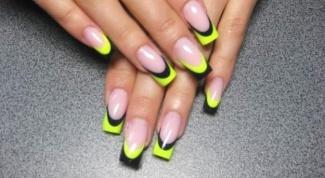 Какие формы бывают у нарощенных ногтей