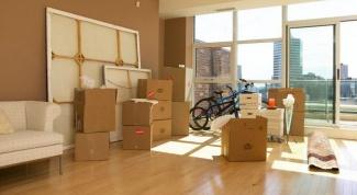 Как лучше собрать вещи при переезде на другую квартиру