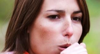 Что делать, если кашель никак не проходит
