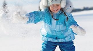 Детские комбинезоны: практические советы по выбору