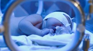 Фототерапия для новорожденных