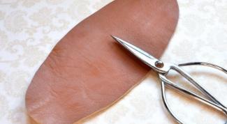 Как делать бижутерию из кожи