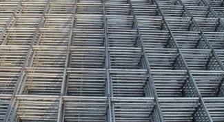 Армирующая сетка для укрепления бетонной кладки