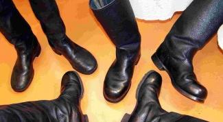 Кирзовые сапоги: история и современность