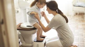 Удобный детский унитаз - залог легкого приучения к туалету