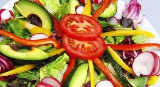 Как красиво оформить нарезку из овощей на стол