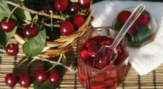 Cherry jam: recipe for a healthier sweet and sour joy