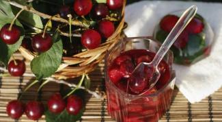 Вишневый джем: рецепт полезной кисло-сладкой радости