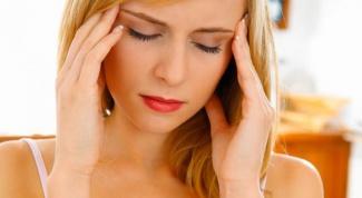 Как бороться с головной болью кормящей маме