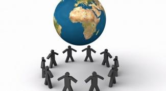 Какая плотность населения в мире