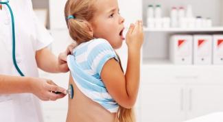 Трахеит у ребенка: симптомы и лечение, комплексное воздействие