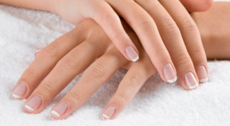 Bubbles on fingers: causes and treatment