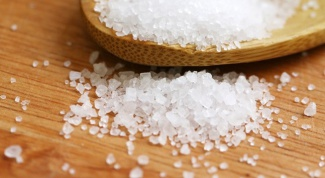 What is kosher salt and how is it different from the usual