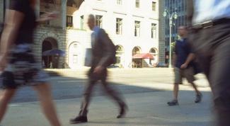 Как не заблудиться в большом городе