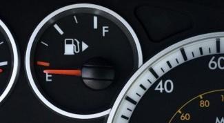 Датчик уровня топлива: принцип работы, устройство и установка