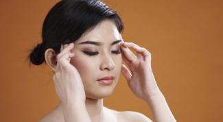 Как понизить давление точечным массажем
