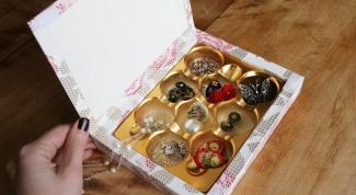 Что можно сделать из коробки  из-под конфет