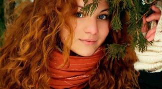 Как узнать, подойдет ли тебе рыжий цвет волос