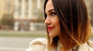 Осветление кончиков волос: как провести процедуру