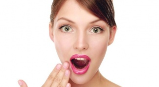 How to remove an inflammation of the oral mucosa