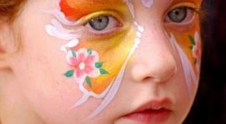 Боди-арт на лице: прихоть или способ самовыражения