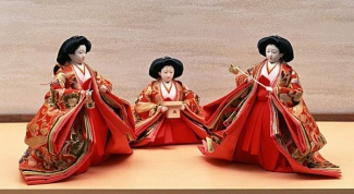 Японские куклы нинге своими руками