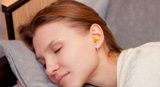 Of earplugs