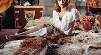 Мишель Мерсье: биография одной из самых красивых женщин мирового кино