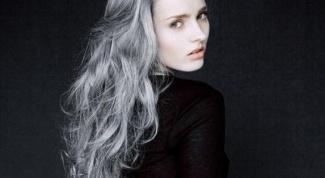 Красивый и коварный оттенок – «пепельный блонд»