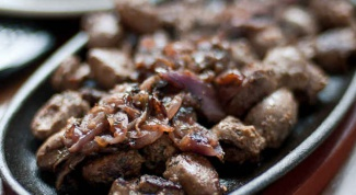 Куриное сердце: рецепт приготовления диетического продукта