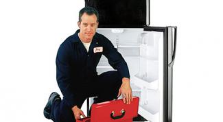 Самые частые неисправности холодильника