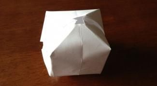 Как сделать водяную бомбочку из бумаги