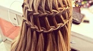 Как правильно заплести двойную косу