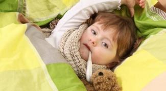 Что делать, если у ребенка не сбивается температура