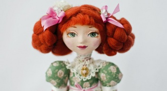 Где найти информацию по изготовлению авторских кукол