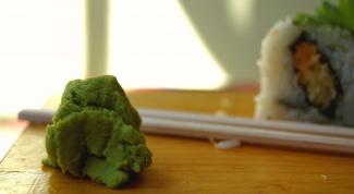 What makes wasabi