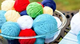 Какую пряжу выбрать для вязания детских вещей