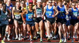Какая длина у марафонской дистанции