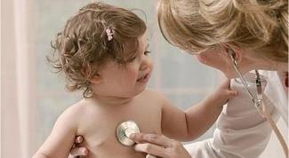 Хрипы у грудничка: когда стоит бить тревогу