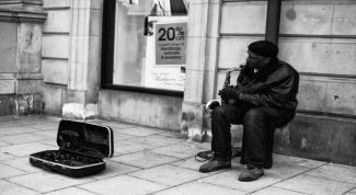 Черты джазового стиля в музыке