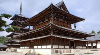 Японская архитектура: отличительные особенности
