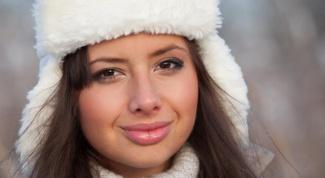 Что делать, чтобы на холоде нос не краснел