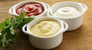 Как приготовить соус к картофельному пюре